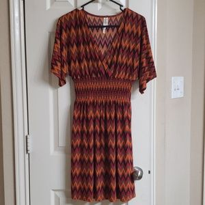 Dresses & Skirts - Cute tribal print dress